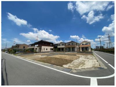 【外観】東浦町石浜中央の新築戸建て3号棟