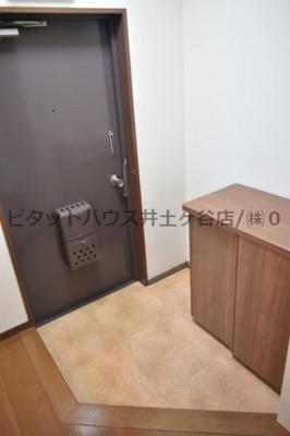 【玄関】鈴木商事第8ビル