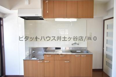 【キッチン】鈴木商事第8ビル