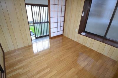 【居間・リビング】エジリ貸住宅(棟割)B