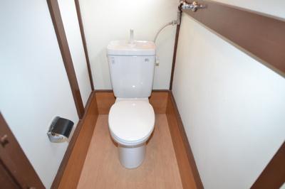【トイレ】エジリ貸住宅(棟割)B