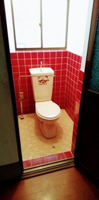 【トイレ】氷上町西中貸家