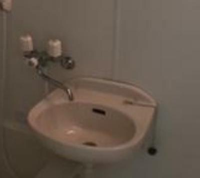 【洗面所】第10セントラルコーポ反町