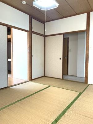 和室別角度写真。