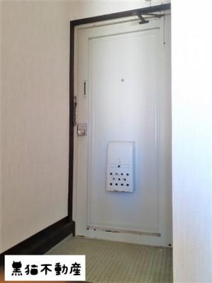 【玄関】石原コーポ