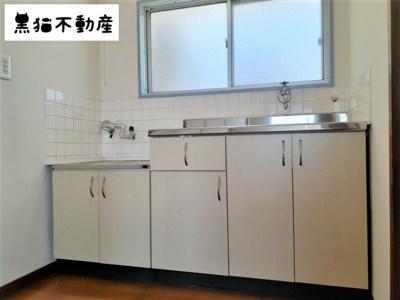 【キッチン】石原コーポ