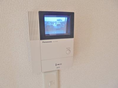 TV付きインターホン※写真はイメージです