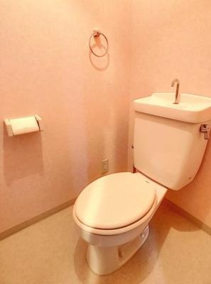 【トイレ】リバティハウス武久