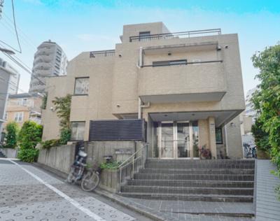 【外観】マートルコート新宿ガーデンハウス