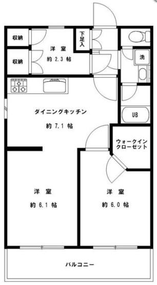 マートルコート新宿ガーデンハウス