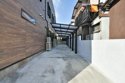 【庭】南雪谷多目的利用住宅