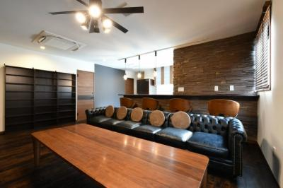 室内に設備してある、ソファー・机・エアコン・照明器具など全てそのままご利用可能出来ます。