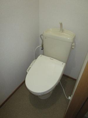 【トイレ】クリサンスレッド