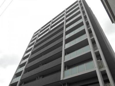 総戸数78戸 11階建ての9階部分