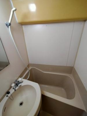 【浴室】グリーンコーポ旭