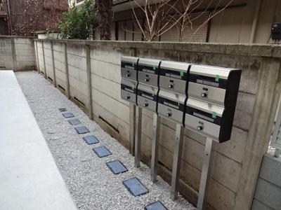【その他共用部分】メゾングランメール上石神井