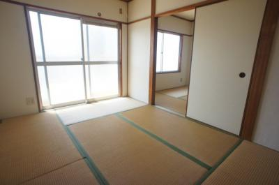 【寝室】大ケイハイツ