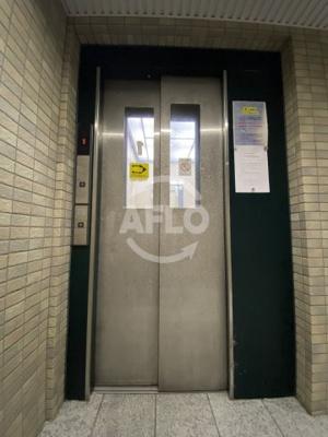 グランドピア北天満 エレベーター