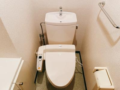 【トイレ】ロイヤルアメニティー池尻大橋