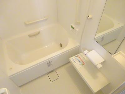 【浴室】メゾネット