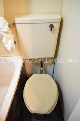【トイレ】エキスプレス清水ヶ丘