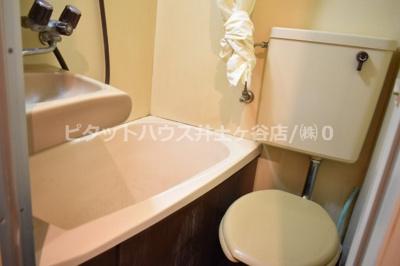 【浴室】エキスプレス清水ヶ丘