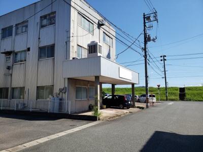 【周辺】鳥取市興南町住居付事務所