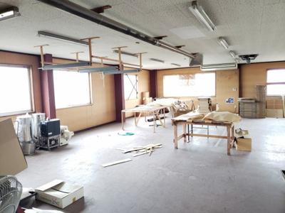 【内装】鳥取市興南町住居付事務所