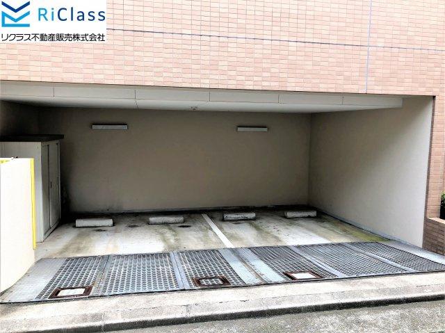 【駐車場】クレール神戸上沢通