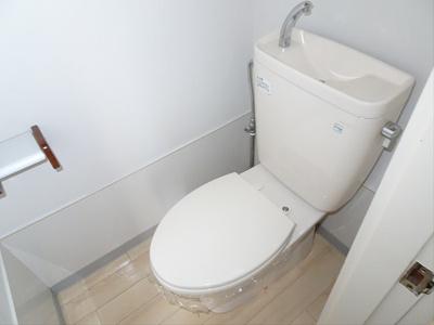 【トイレ】幡ヶ谷ハイム