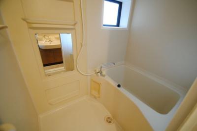 【浴室】セジュール西小森野B棟