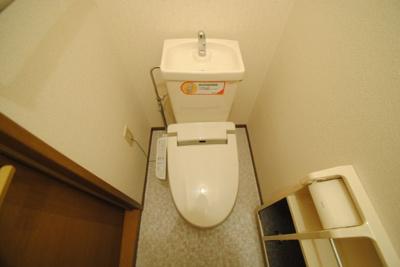 【トイレ】セジュール西小森野B棟