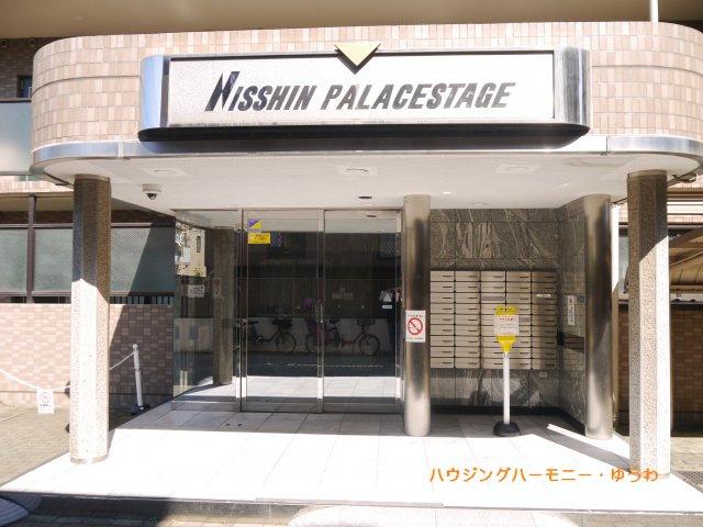 【エントランス】日神パレステージ志茂