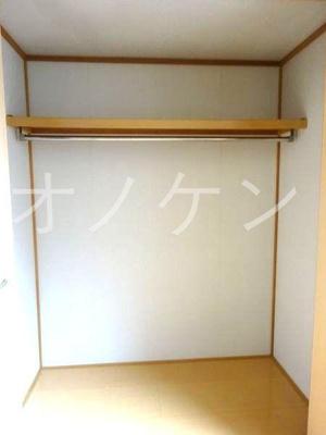 【収納】パークハイム壱番館B棟