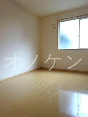 【洋室】パークハイム壱番館B棟