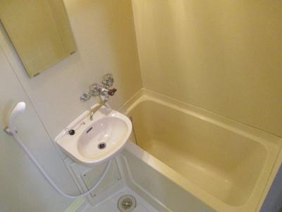【浴室】グランソシエ岸里Ⅱ