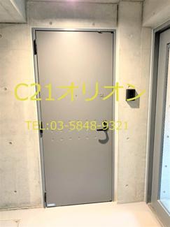 【玄関】FARE(ファーレ)練馬II