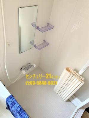 【浴室】ローレルハイム