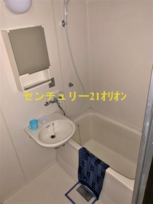 浴槽の広いユニットバス