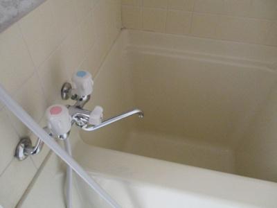 【浴室】ヒューマンプラザA棟