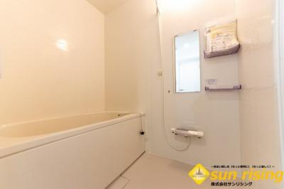 【浴室】キャニオンマンション東大和
