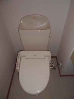 【トイレ】ハピネス館向