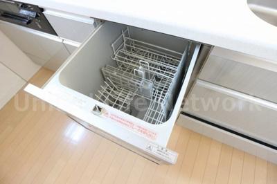 食器洗浄付き