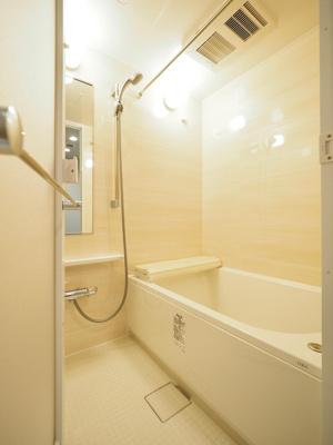 【浴室】A227 パークマンション一橋学園