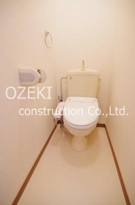 【トイレ】Mフラット