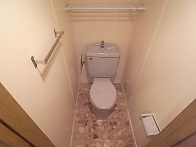 【トイレ】ヒーロー加納