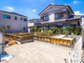 上尾市井戸木 4期 新築一戸建て リーブルガーデン 01の画像
