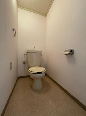 【トイレ】ドエルアズマ
