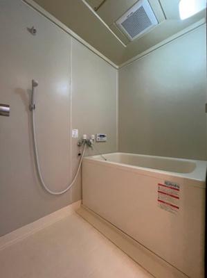 【浴室】ドエルアズマ