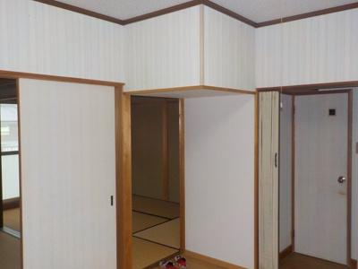 【内装】住山マンション西